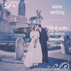 Guarda l'offerta Winter Wedding