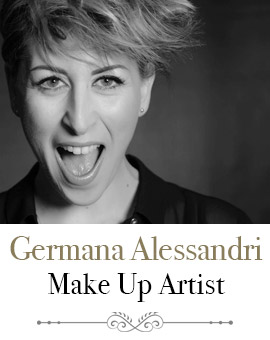 Germana Alessandri Make Up Artist